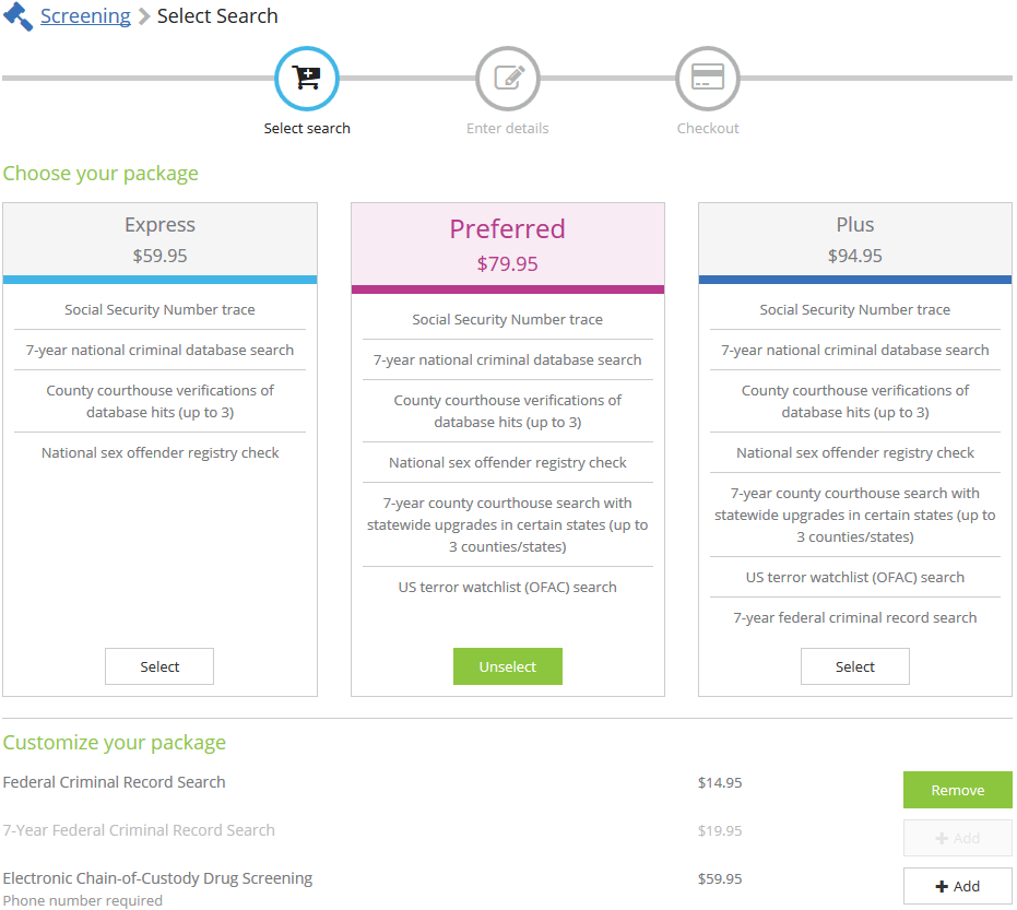 On-Demand Background Screening For Small Businesses
